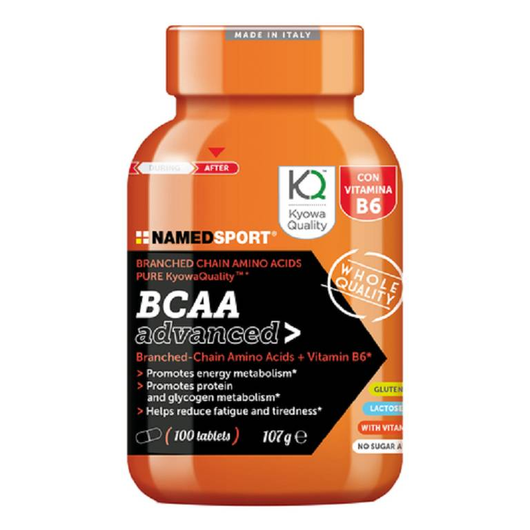 BCAA ADVANCED 100CPR