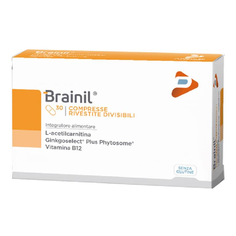 BRAINIL Integratore 30 compresse