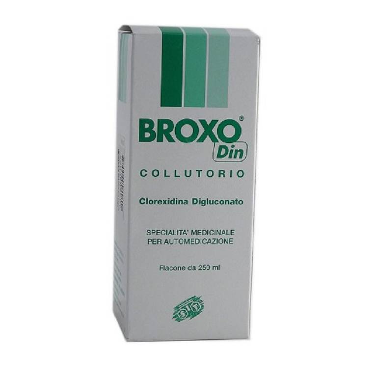 BROXODIN*COLLUT 250ML 0,2%